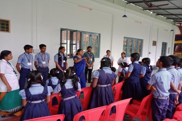 Junior Baselios English Medium School-Science Club
