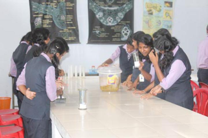 K E Carmel Central School-Biology Lab