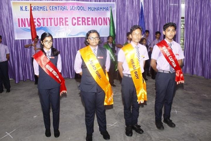 K E Carmel Central School-Ceremony