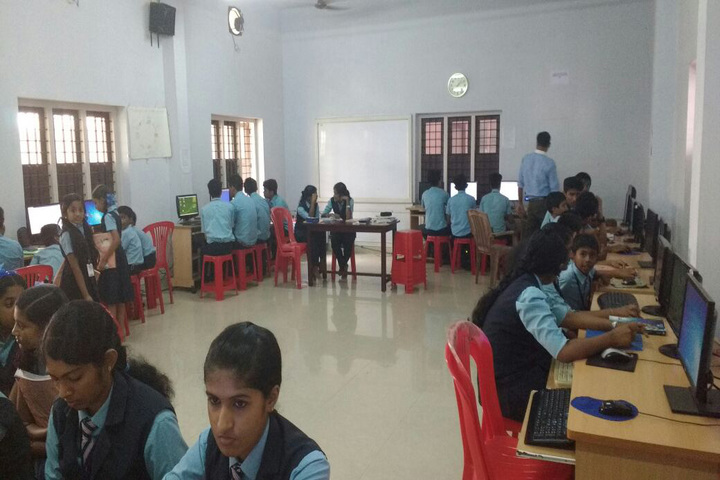 K E Carmel Central School-Computer Lab
