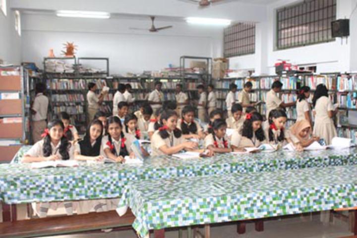 K E Carmel Central School-Library