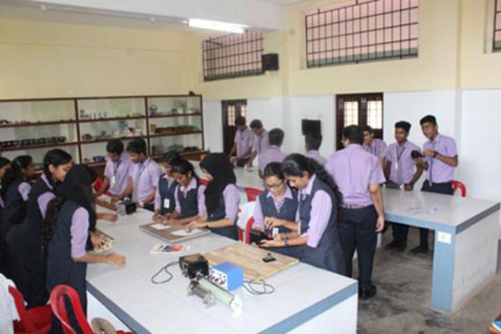 K E Carmel Central School-Physics Lab