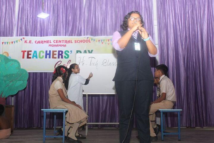 K E Carmel Central School-Staff