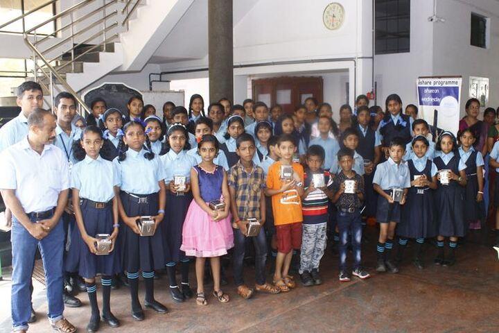 K E Carmel Central School-Students