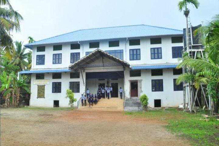 K E Carmel Public School-Campus View
