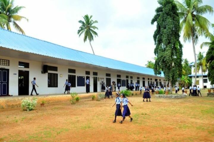 K E Carmel Public School-Sports