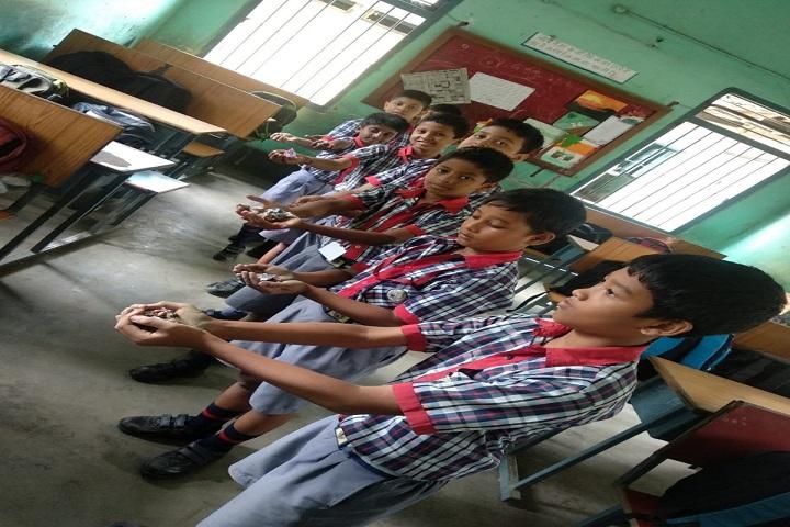 Kendriya Vidyalaya-Activities