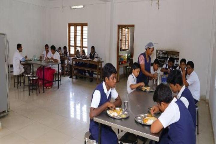 K P M Model School-Cafeteria