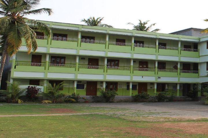 K P M Model School-Campus View