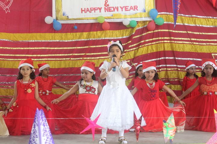 K P M Model School-Christmas Carnival