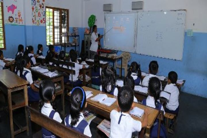 K P M Model School-Classroom