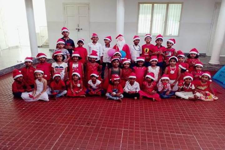 Kailasanadha Vidyanikethan-Christmas Celebrations