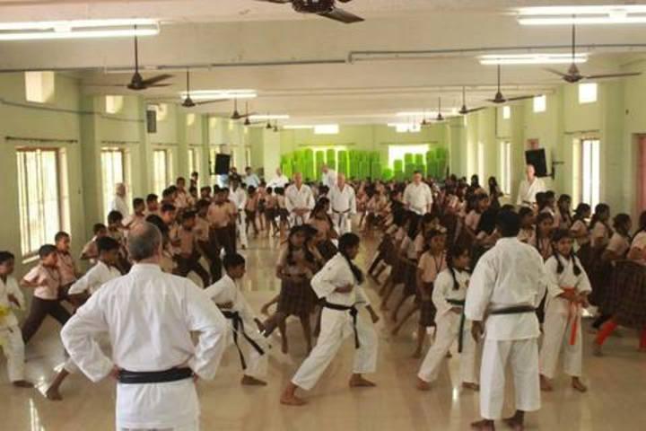 Kailasanadha Vidyanikethan-Karate