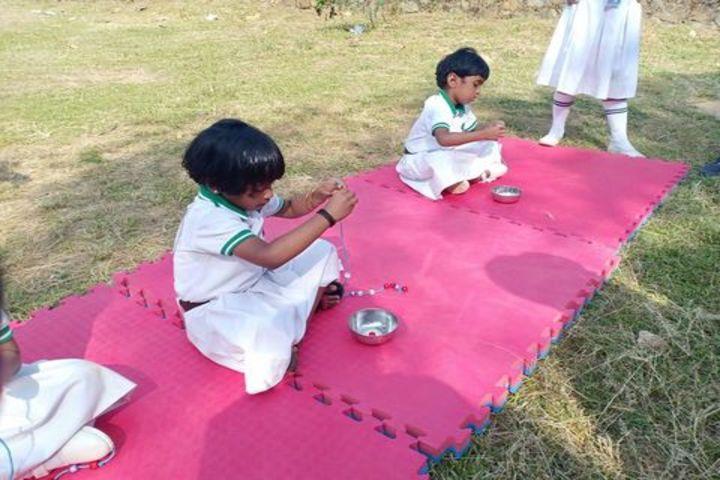 Kailasanadha Vidyanikethan-Montessori Games