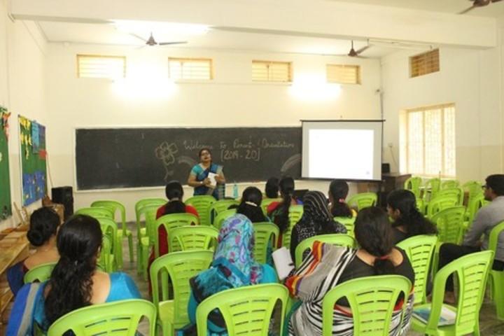 Kailasanadha Vidyanikethan-Parent Orientation