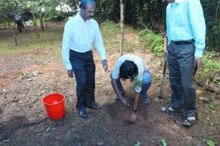 Kailasanadha Vidyanikethan-Plantation Day