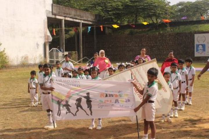 Kailasanadha Vidyanikethan-Sports Day