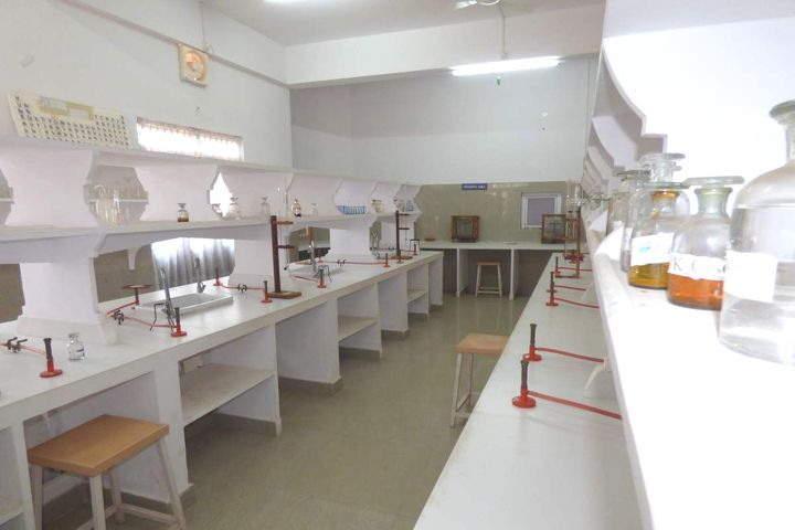 Karickam International Public School-Chemistry Lab