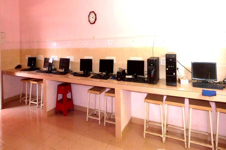 Karickam International Public School-Computer Lab