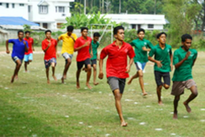 Kasturba English Medium School-Sports