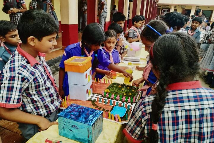 Kendriya Vidyalaya-School Exhibition