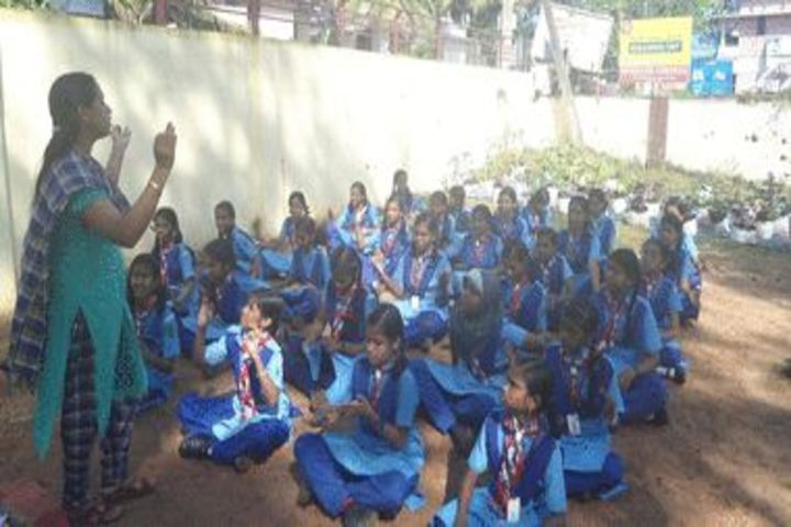 Kendriya Vidyalaya-Peace Day