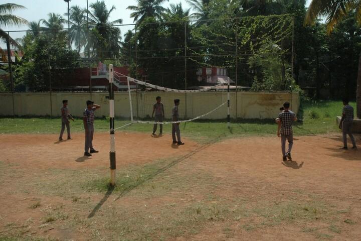 Kendriya Vidyalaya-Playground