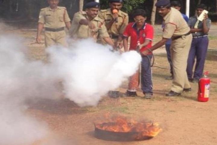 Kendriya Vidyalaya-Fire Day