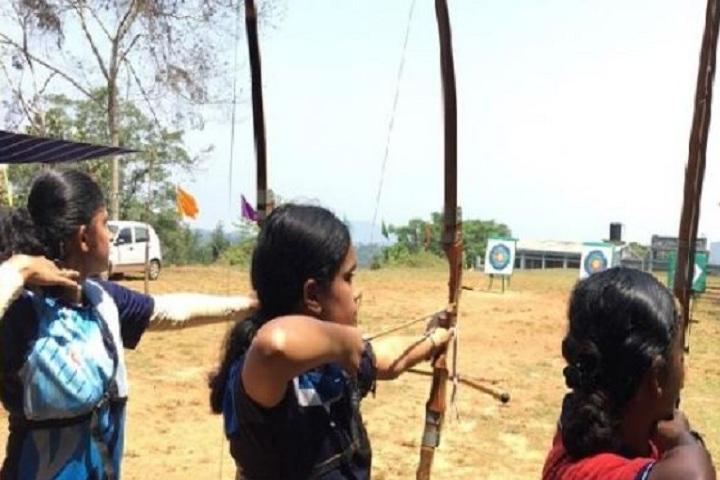 Kendriya Vidyalaya-Archery