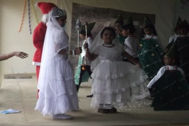 Kendriya Vidyalaya-Christmas Carnival