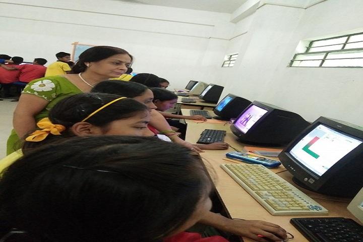 Kendriya Vidyalaya No 1-Computer lab