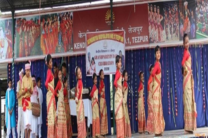 Kendriya Vidyalaya No 1-Dances