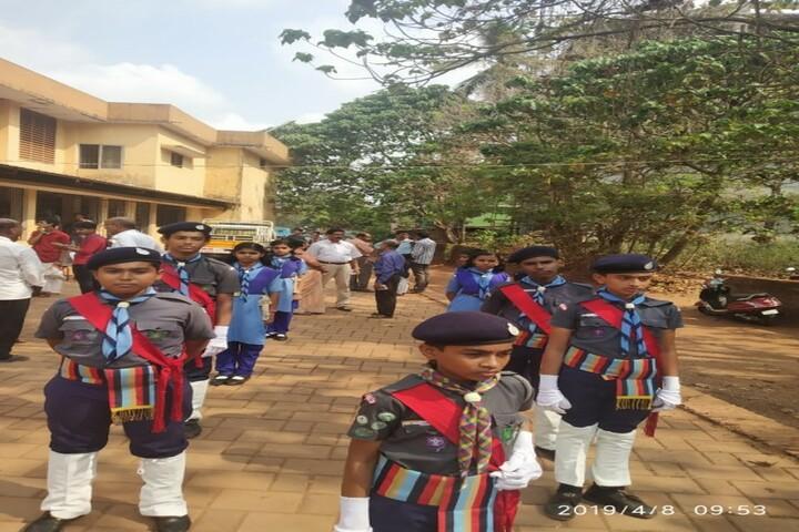 Kendriya Vidyalaya-Scouts And Guide