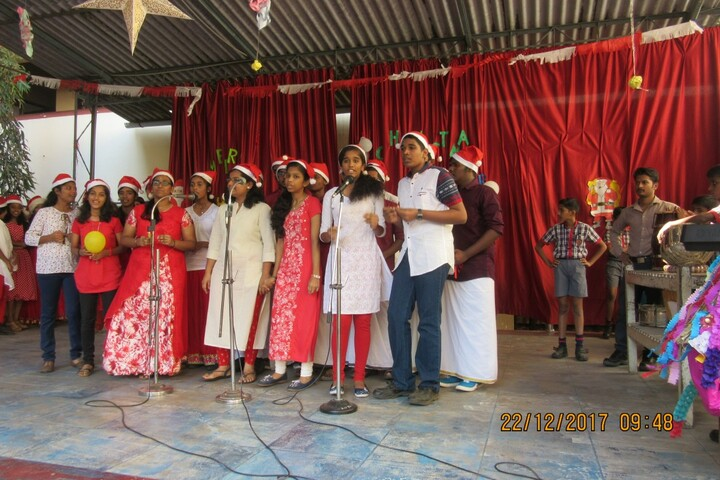Kendriya Vidyalaya No 1-Christmas Celebrations