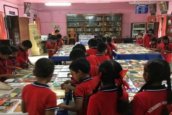 Kendriya Vidyalaya No 1-Library