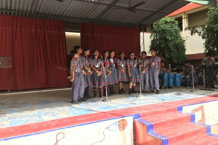 Kendriya Vidyalaya No 1-Patriotic Song Competition