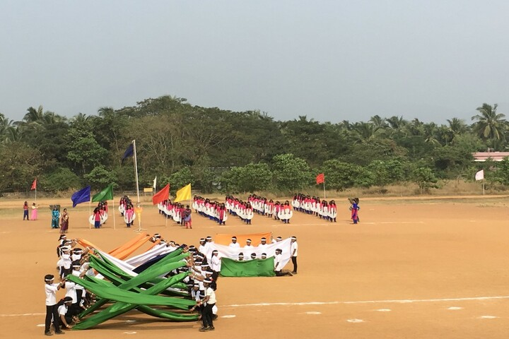 Kendriya Vidyalaya No 1-Republic Day