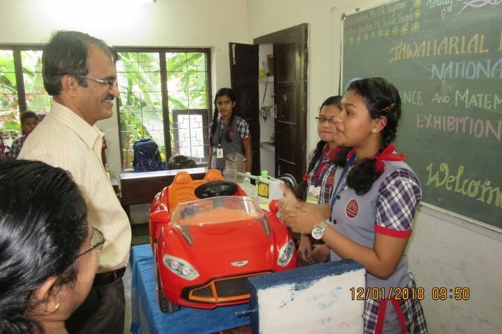 Kendriya Vidyalaya No 1-Science Exhibition
