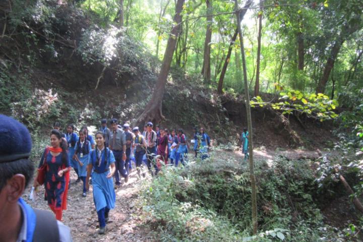 Kendriya Vidyalaya No 1-Scouts and Guide