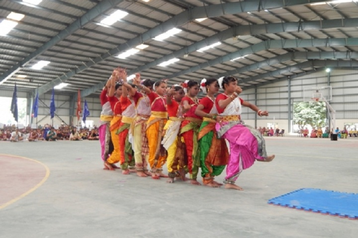 Kendriya Vidyalaya No 2-Dances