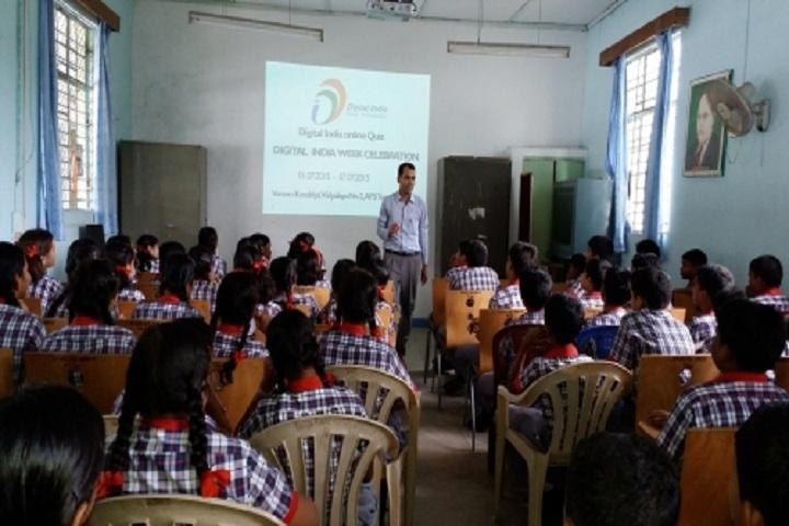 Kendriya Vidyalaya No 2-Smart classroom