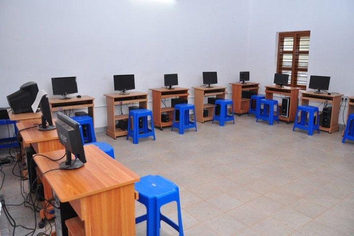 KMJ Central School-Computer Lab