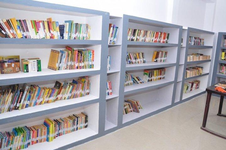 KMJ Central School-Library