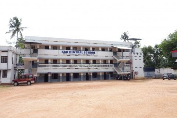 KMJ Central School-Campus View