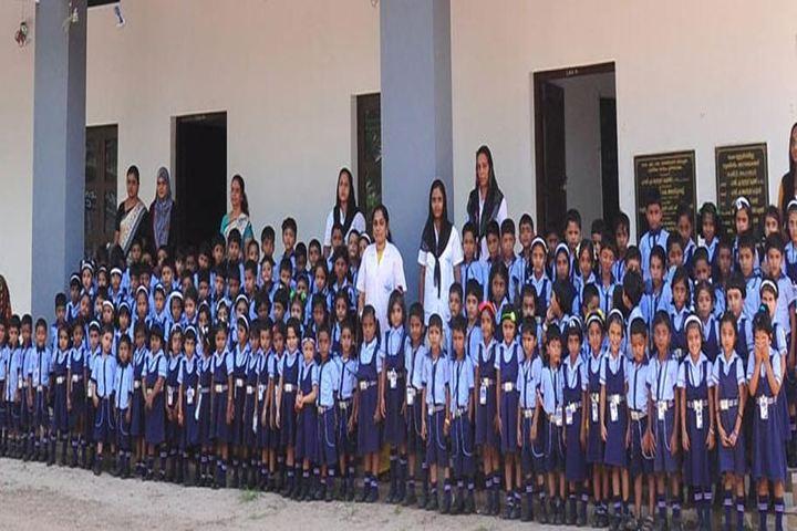 KMJ Central School-Group Photo
