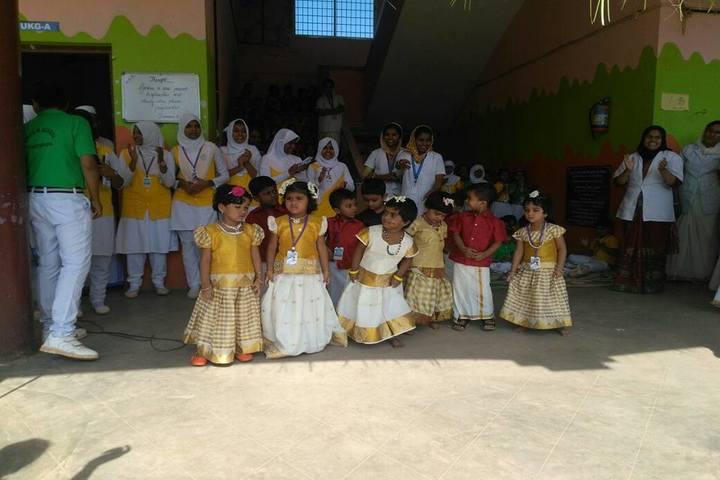 KMJ English Medium School-Activity