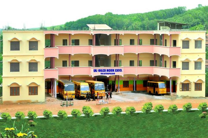 KMJ English Medium School-Campus