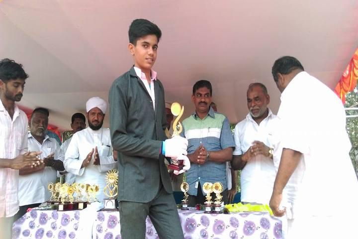 KMJ English Medium School-Prize Celebrations