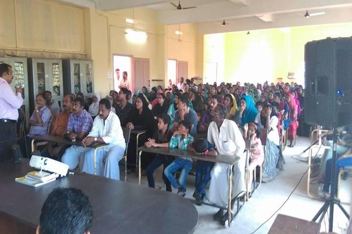 KMJ English Medium School-Seminar