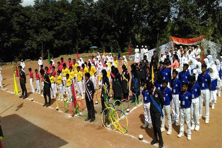 KMJ English Medium School-Sports Meet